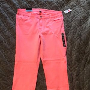 GAP BRAND NEW Pink Leggings Skimmer Jeans